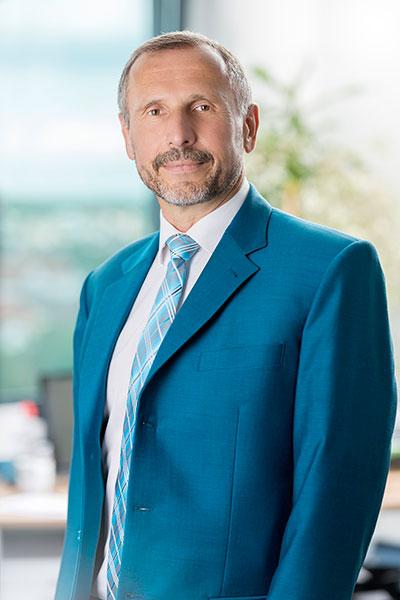 Franz Josef Spieler, Geschäftsführer der Spieler & Seeberger Immobilien GmbH