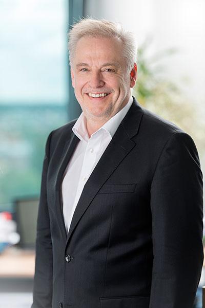 Joachim R. Seeberger, Geschäftsführer der Spieler & Seeberger Immobilien GmbH
