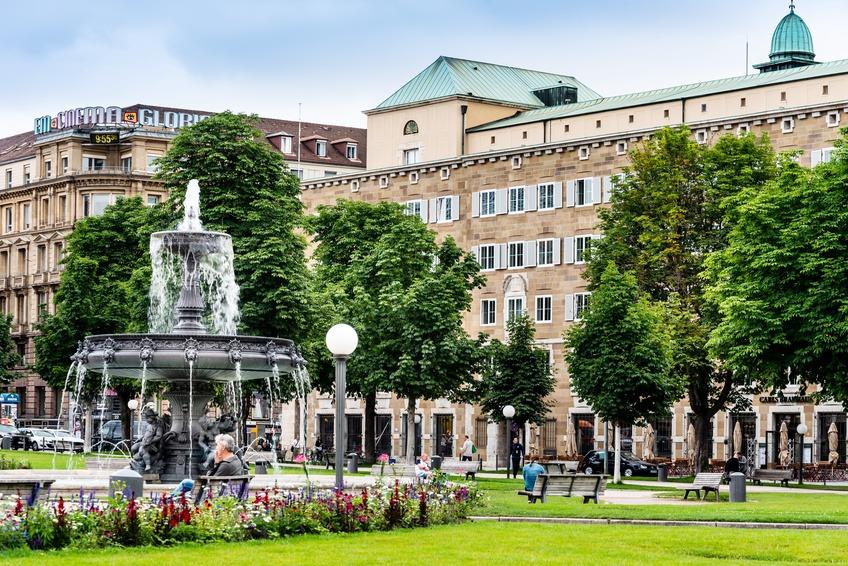 wohnen in Stuttgart